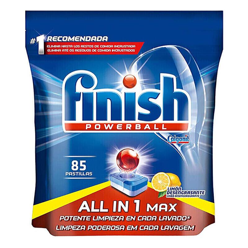 Finish Powerball 85 dosis