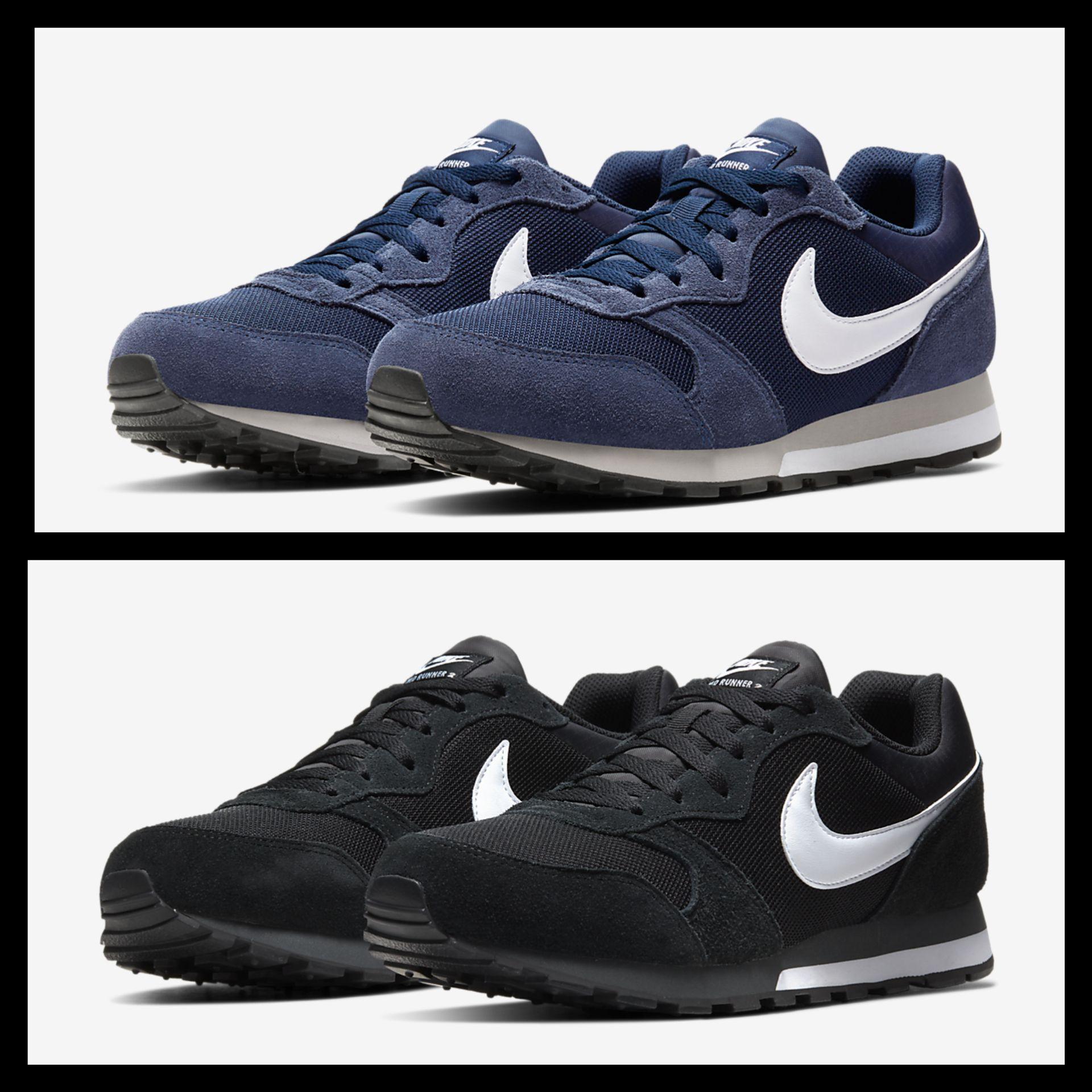 Zapatillas Nike MD Runner 2 para Hombre . Números del 38,5 al 45,5