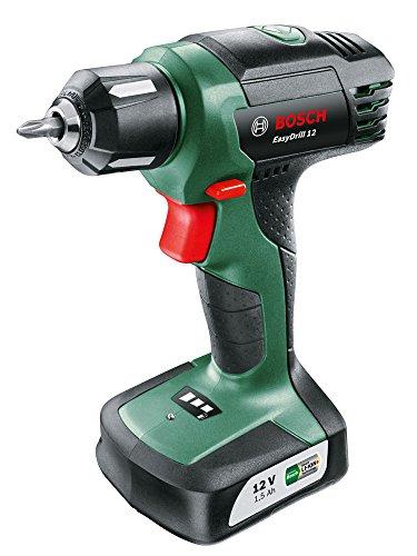 Taladro atornillador Bosch EasyDrill 12
