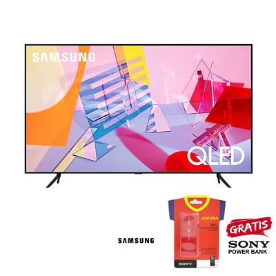 "TV Samsung QE50Q60T 50"" QLED UltraHD 4K CON ALEXA"