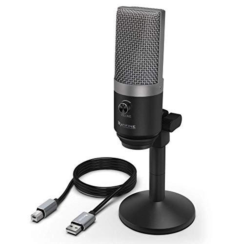 FIFINE K670 Micrófono USB