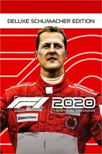 Codigo juego F1 2020 edición Schumacher