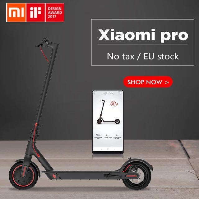 Mi Scooter M365 PRO (Desde España)
