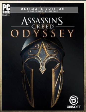 [PC] Assassin's Creed Odyssey Ultimate Edition por 6,11€ (EPIC / RU - VPN)