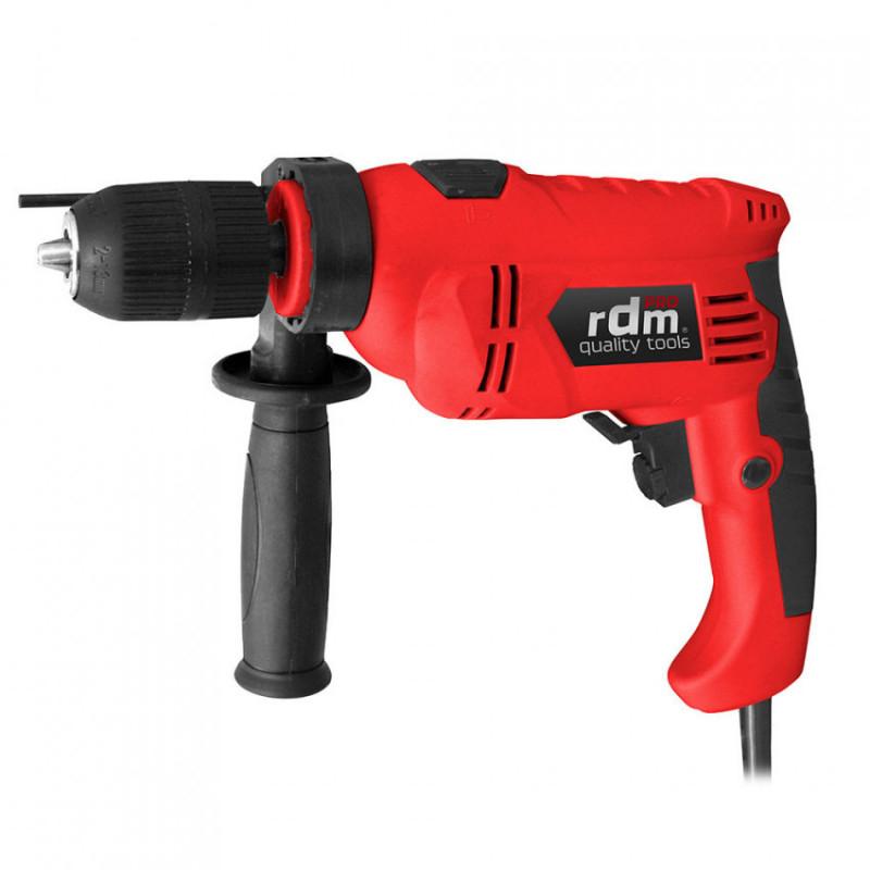 Taladro Percutor 710W Reversible RDM PRO