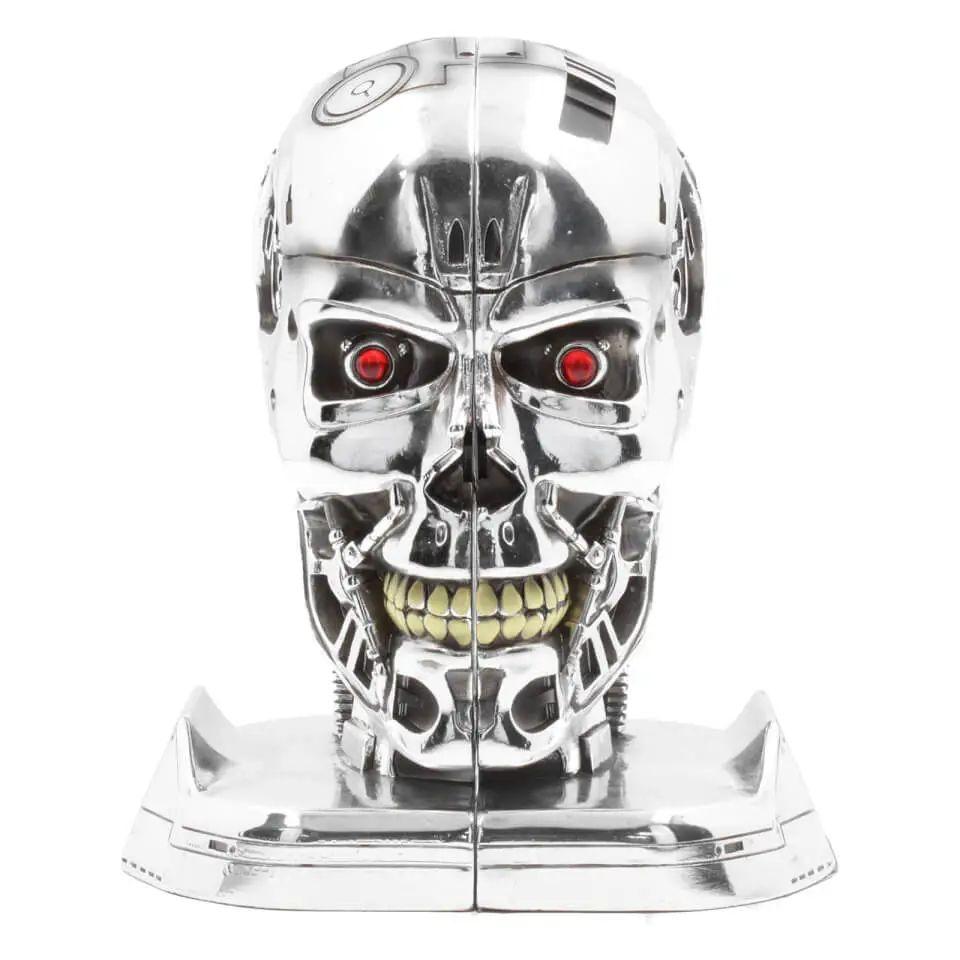 Terminator 2 T800 sujetalibros de resina