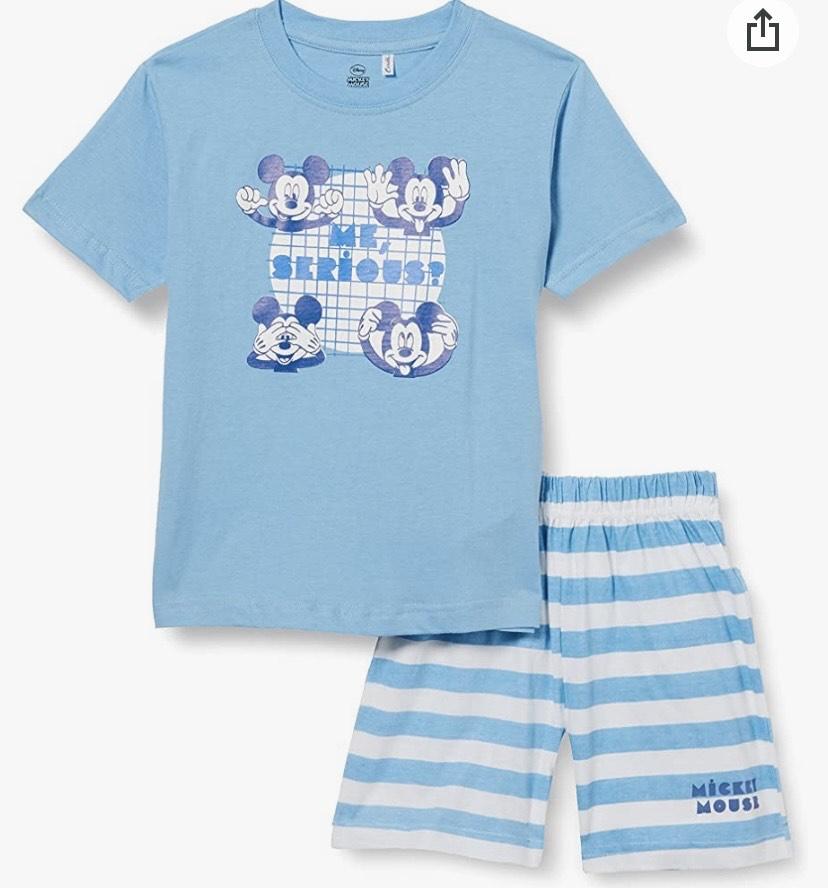 Cerdá - Pijama de Mickey Mouse ( tallas 2 y 5 años)