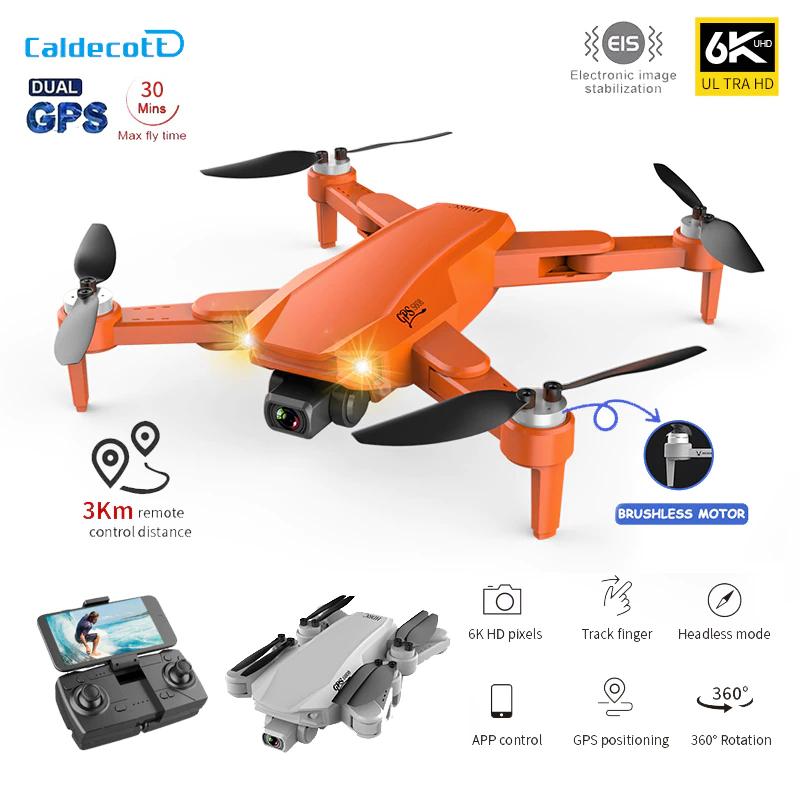 Drone Caldecott-Dron S608 Pro con GPS