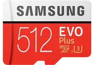 Tarjeta microSD Samsung 512GB por 63,99€ || 128GB por 15,99€