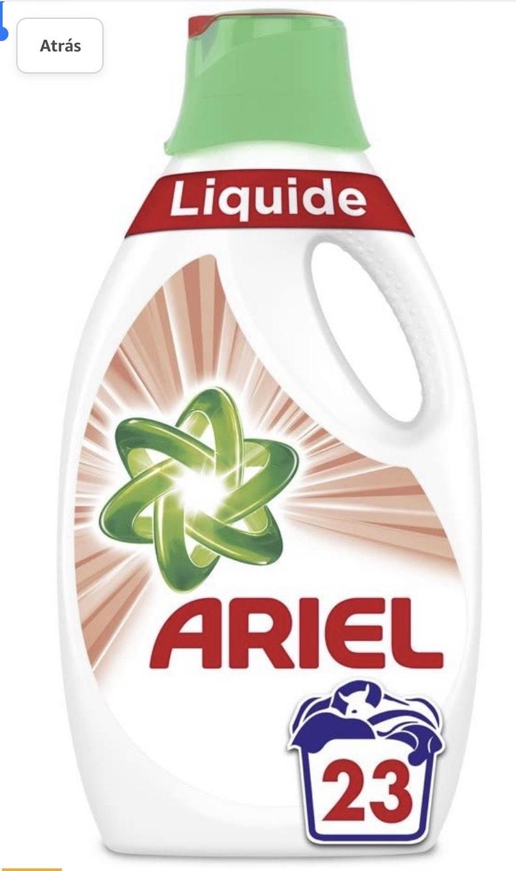 Pack de 2 Ariel Sensitive lavandería líquido de 1,265 L