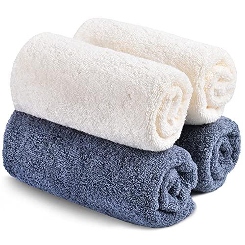 Pack 4 toallas de mano