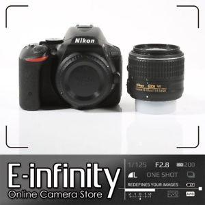 Nikon D5500 + objetivo