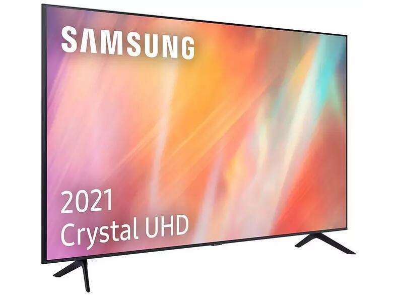 """TV 55"""" Samsung Crystal UHD 4K , Smart TV, 4K y HDR10+"""