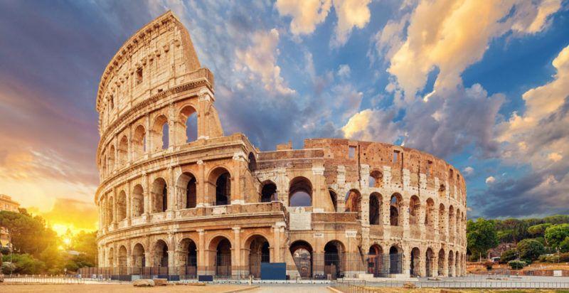 Escapadita a Roma, vuelos desde Madrid, ida y vuelta 4 días.