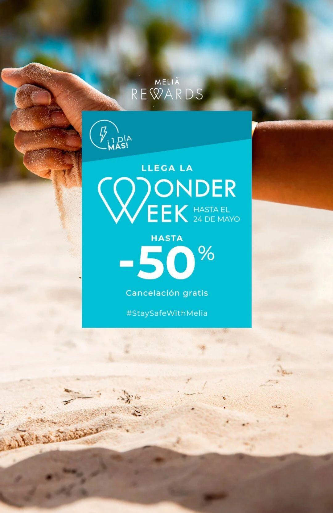 Reserva ya tus vacaciones con hasta -50%, cancelación y niños gratis*