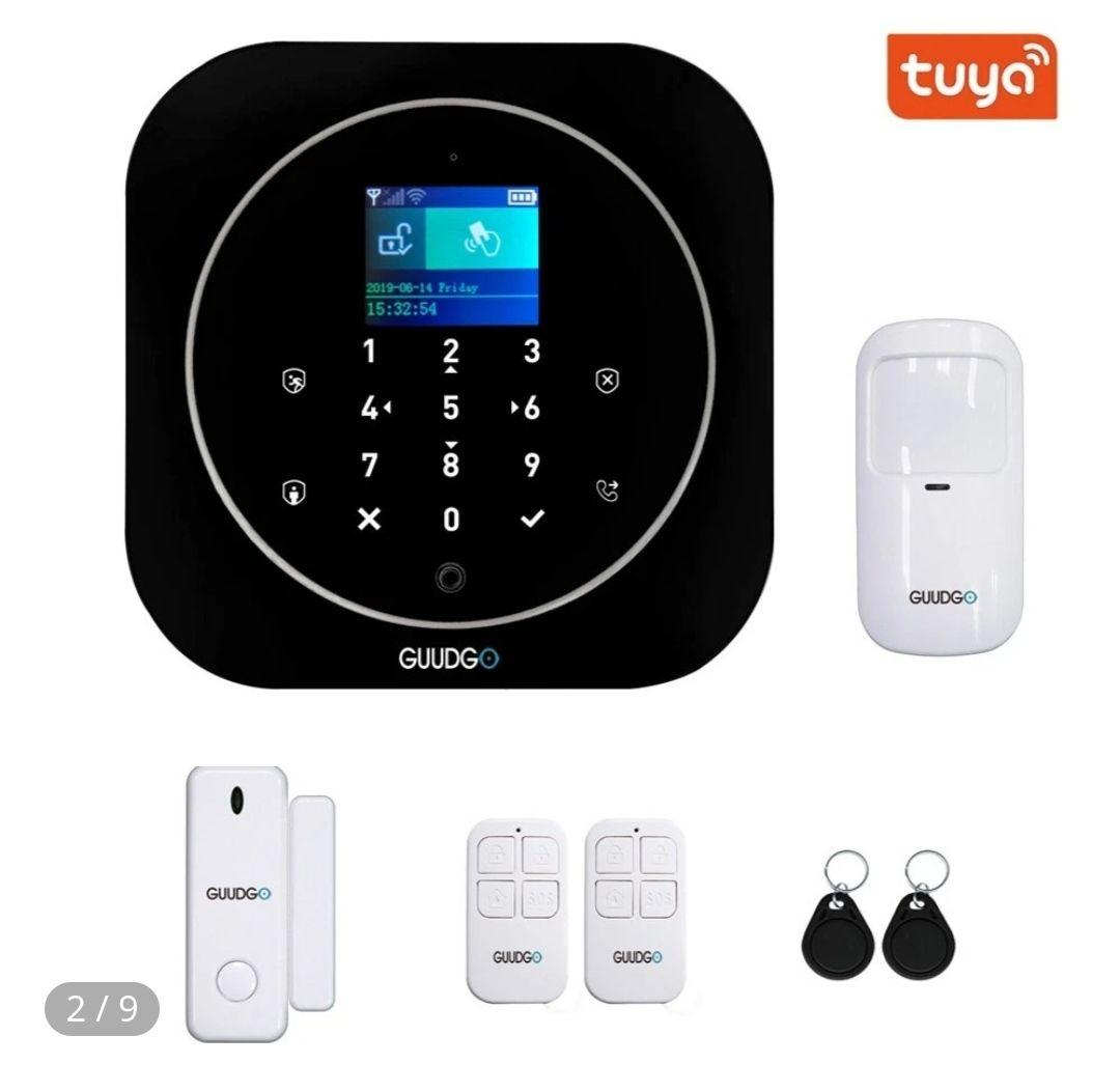 Alarma GUUDGO Tuya APP Smart WiFi GSM