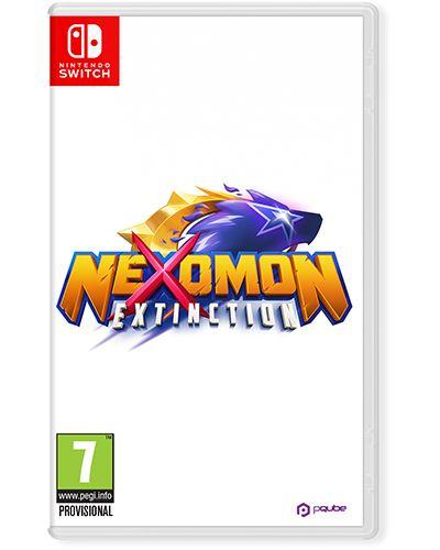 Nexomon: Extinction Nintendo Switch,