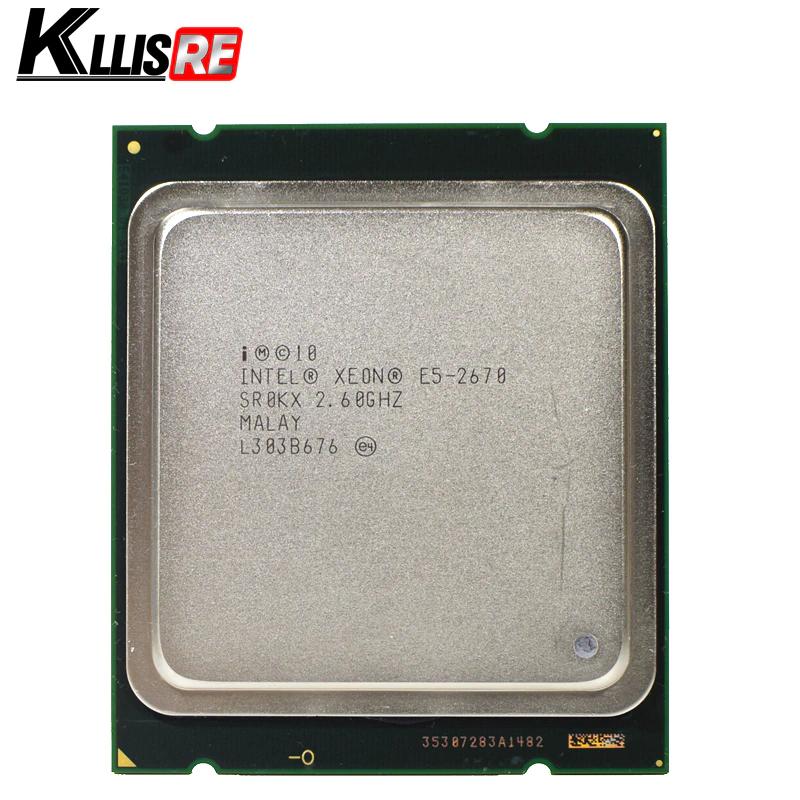 Procesador Xeon E5-2670 [Socket 2011][Para X79]