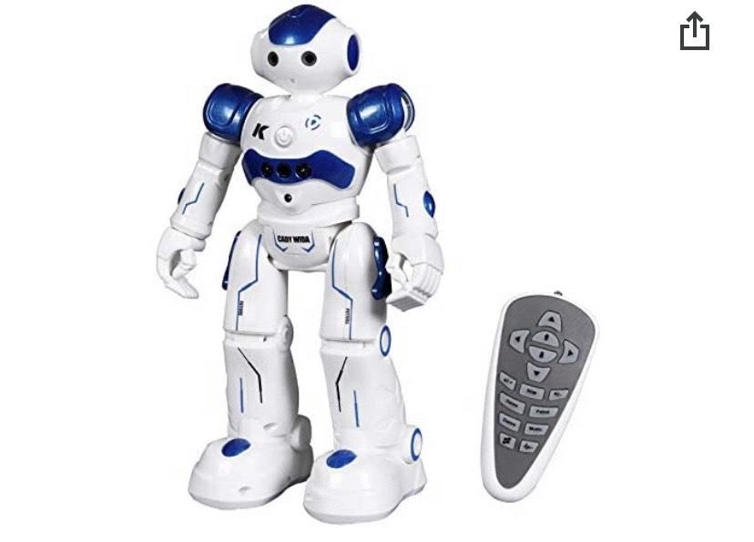 Robot con Programación y Control de Gestos