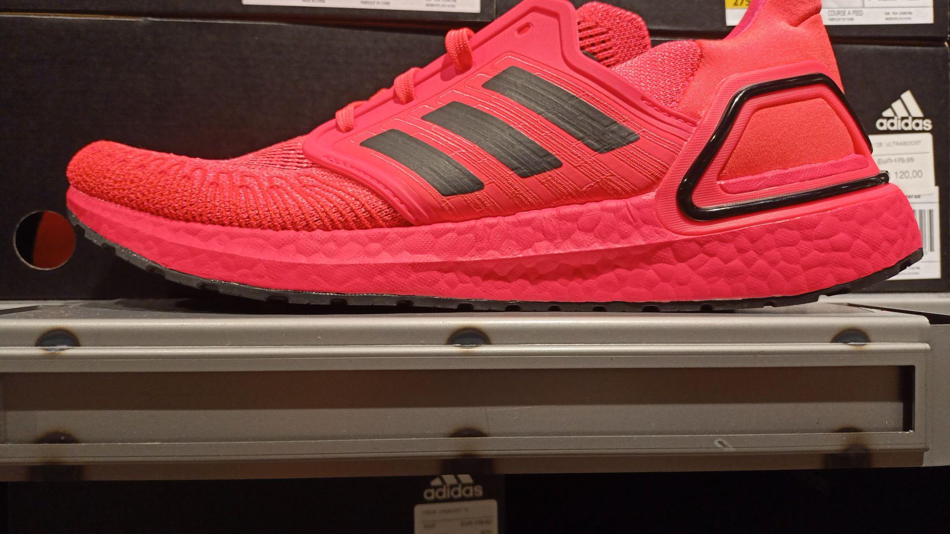 Adidas outlet Nassica compra 80€ o más, descuento 20%