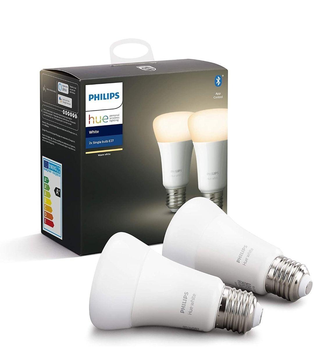 6 bombillas E27 compatibles con Alexa *Descripción*