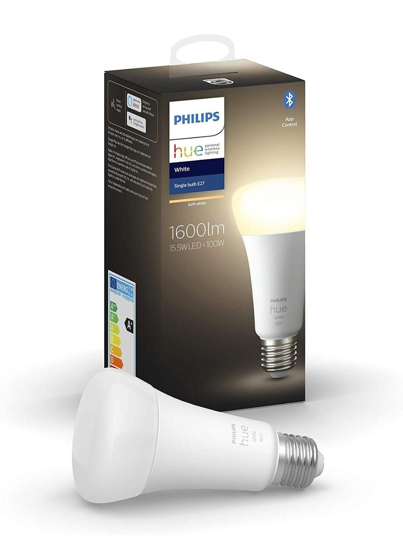Philips Hue E27 1600 lumens de 15W