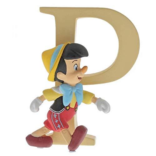 """Enchanting Disney , Figura de Pinocho """"P"""", Para coleccionar, Home Deco, Enesco"""