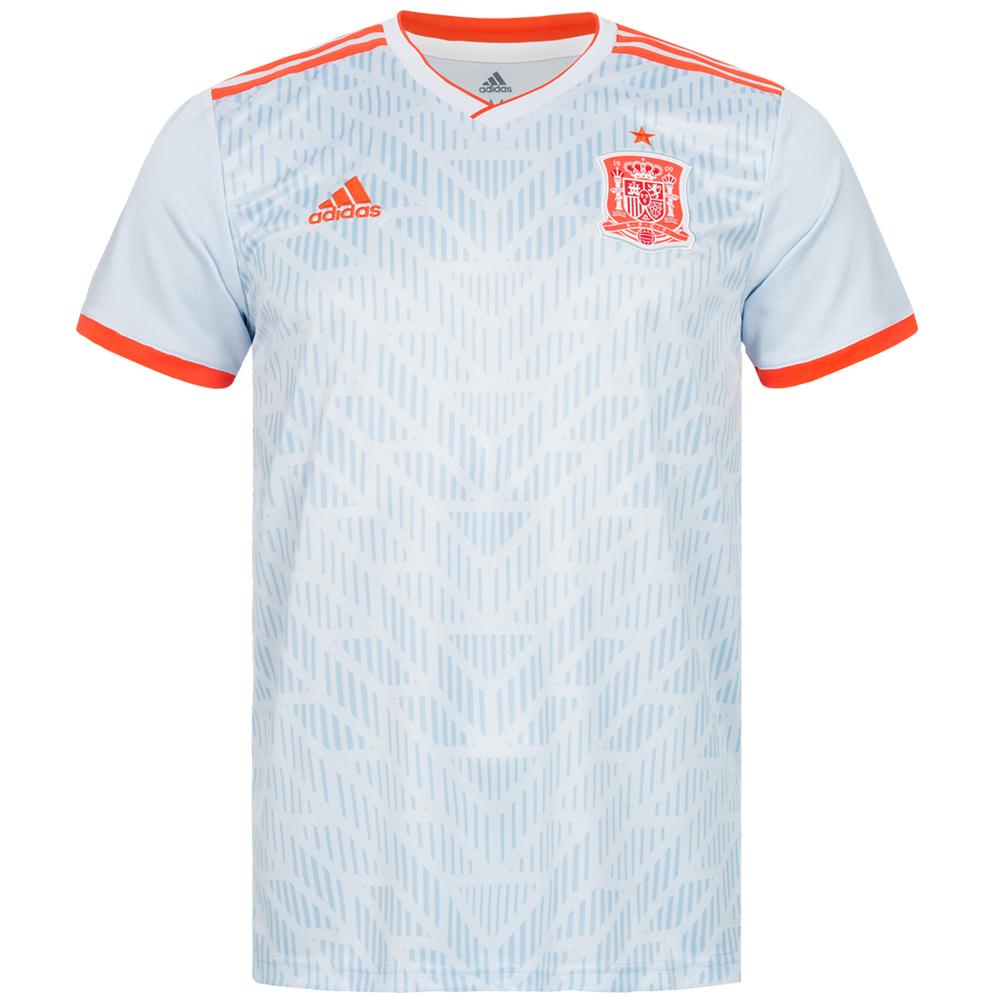 España adidas Hombre Camiseta de segunda equipación BR2697