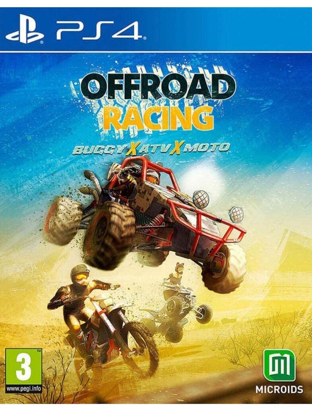 Off Road Racing (PS4)
