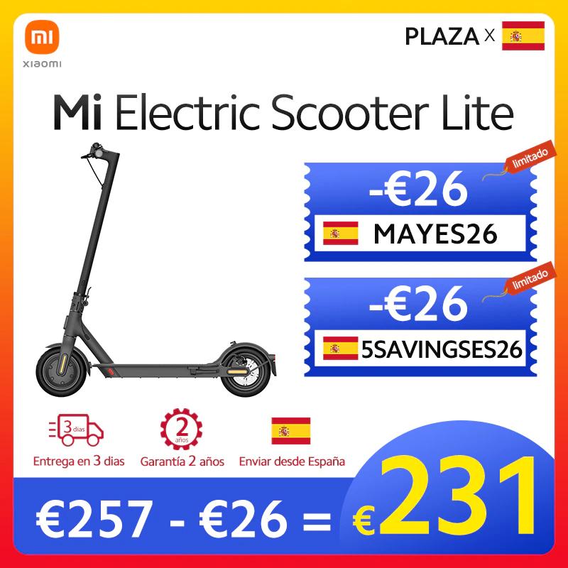 Xiaomi Electric Scooter Lite - Desde España