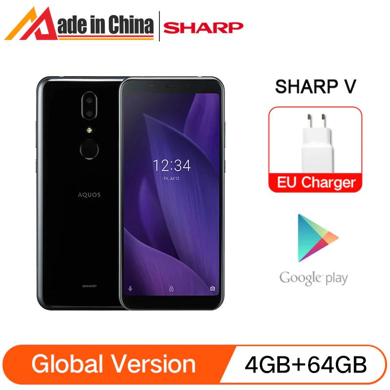 Sharp Aquos V 4GB/64GB Versión Global [B20]