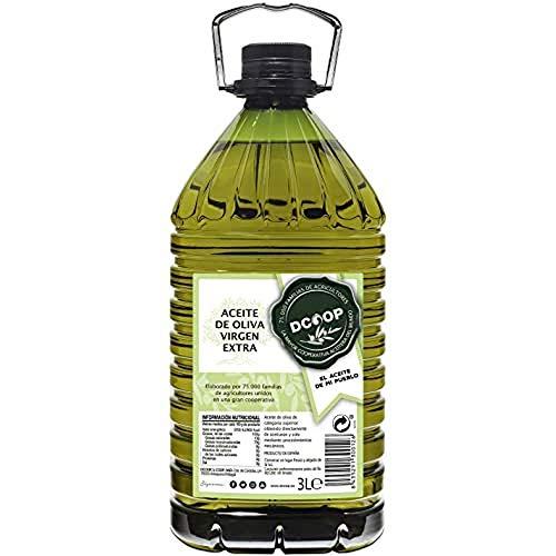 Aceite de Oliva Virgen Extra 3 litros [Compra recurrente]