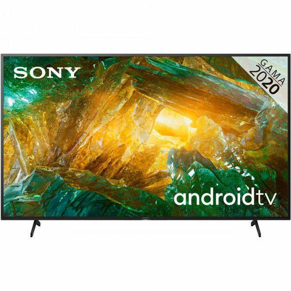 TV 139,7 CM (55 INCH) - SONY KD55XH8096BAEP 139,7 CM ) 4K ULTRA HD SMART TV WIFI NEGRO