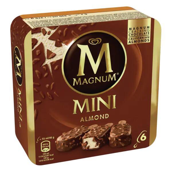 Magnum Mini (-27% y -40%)