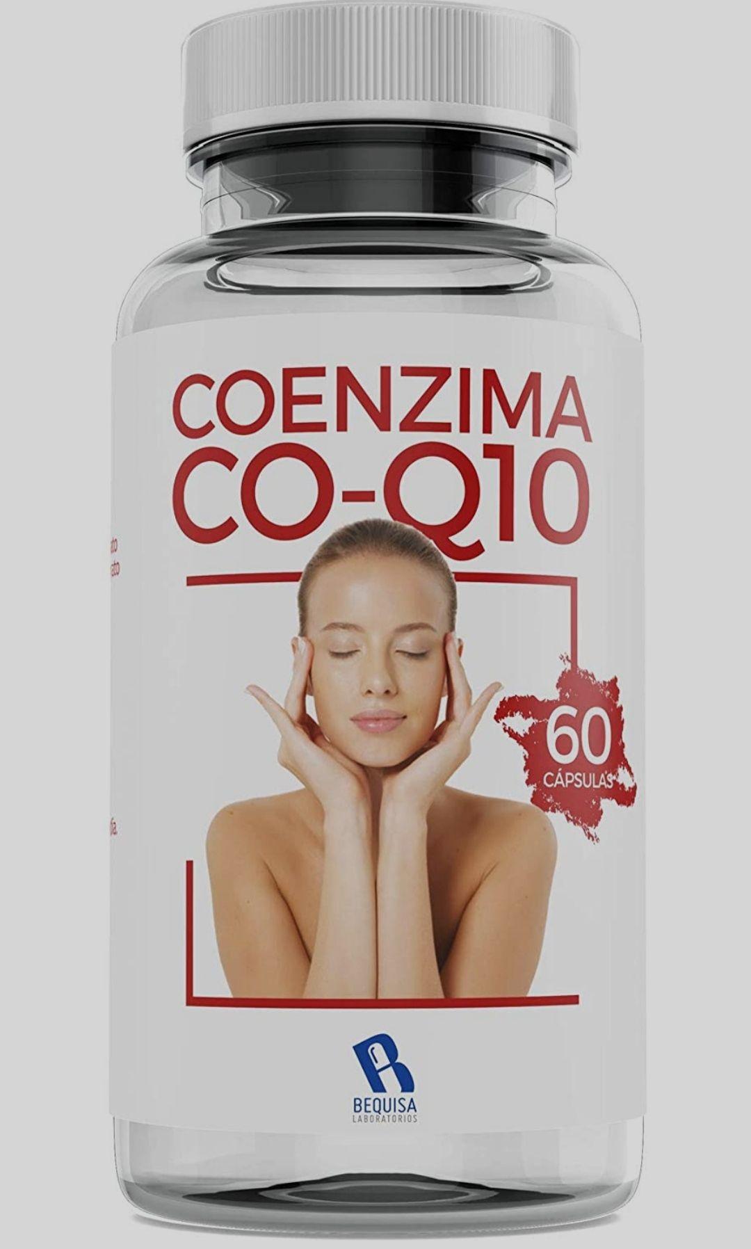 Coenzima Q10 Con cupon de 60% de descuento