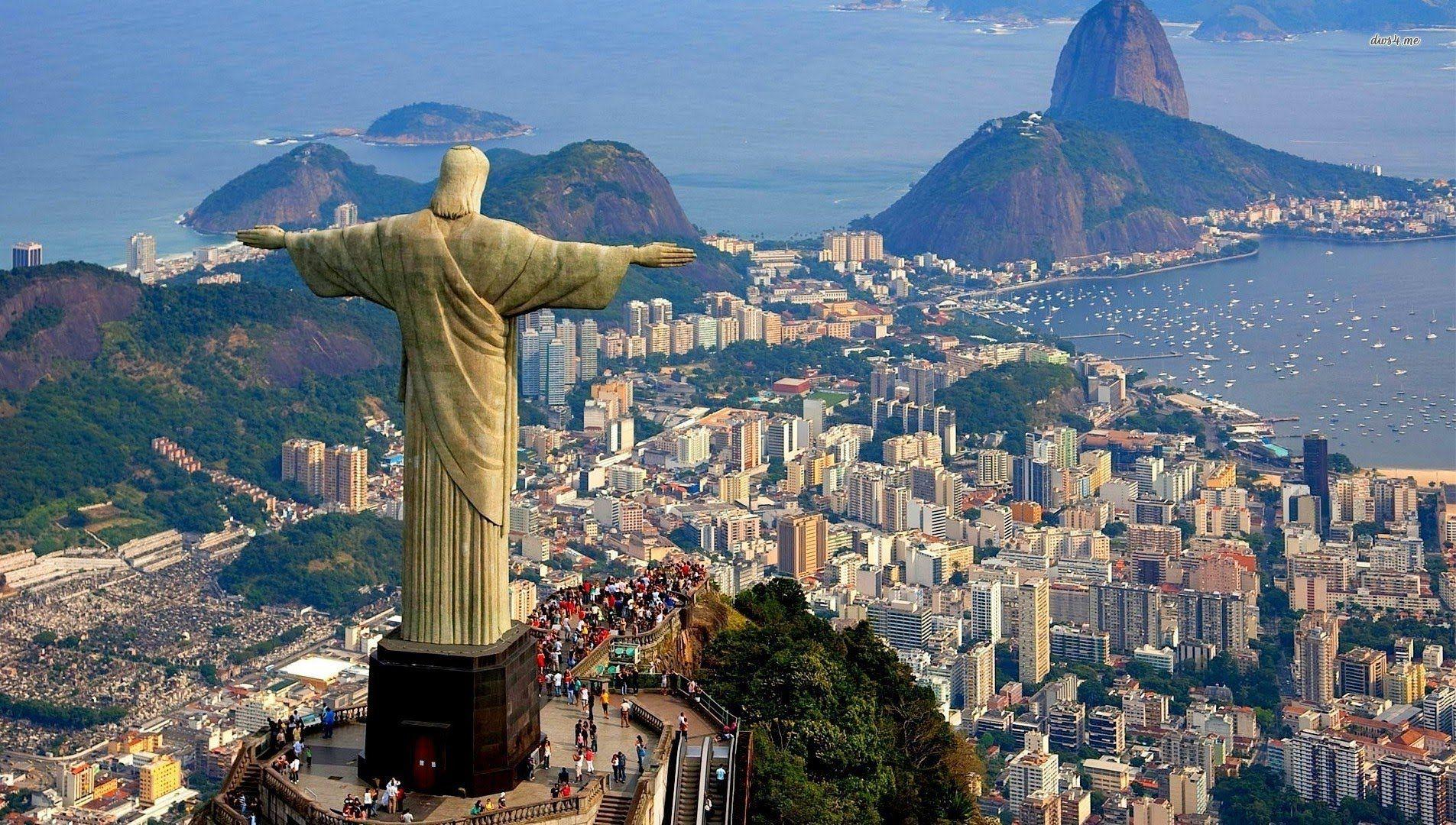 Vuelo ida y vuelta a Rio de Janeiro con salidas desde Madrid desde 325€ Para Julio