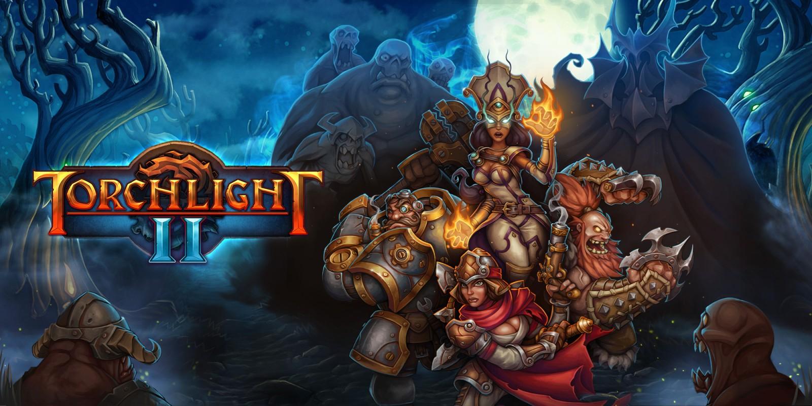 Torchlight II y III des de 10€ (eShop Nintendo Switch Rus)