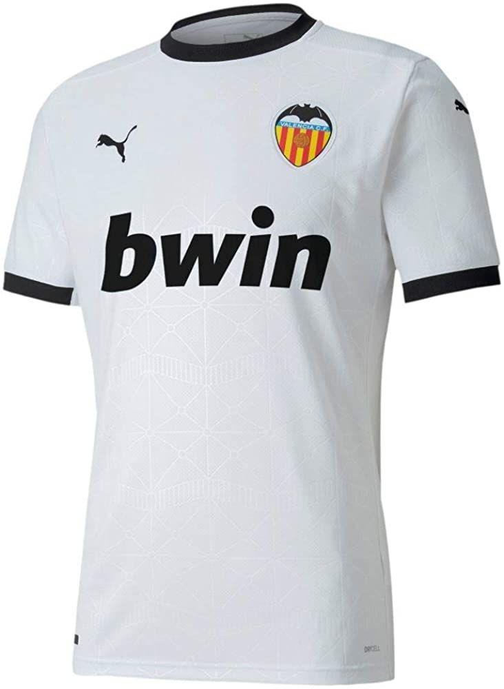 Primera equipación Valencia 20/21 (Talla M)