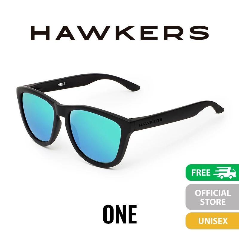 Hawkers-Carbon Black sunglasses · Emerald One Desde España