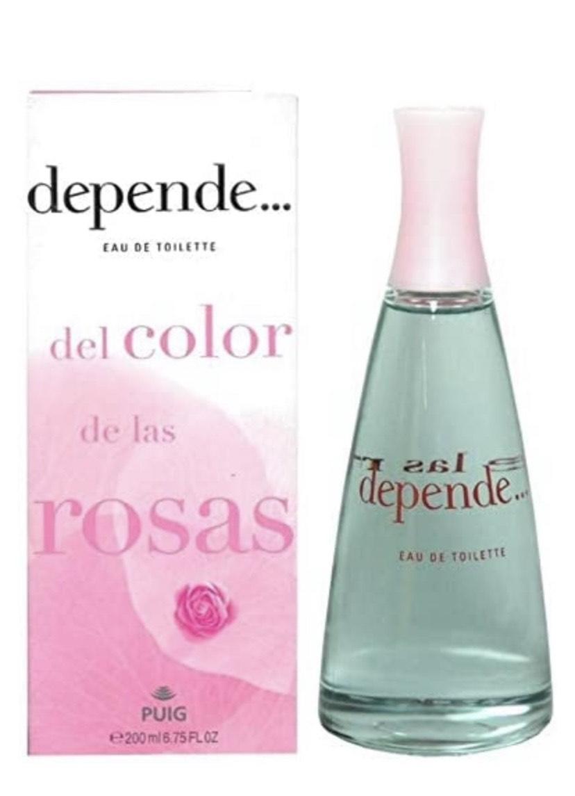 Depende Rosa Edt 200 M