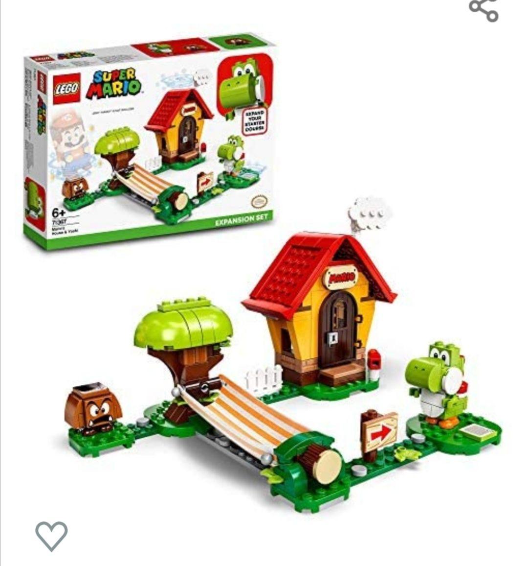 LEGO Set de Expansión: Casa de Mario y Yoshi