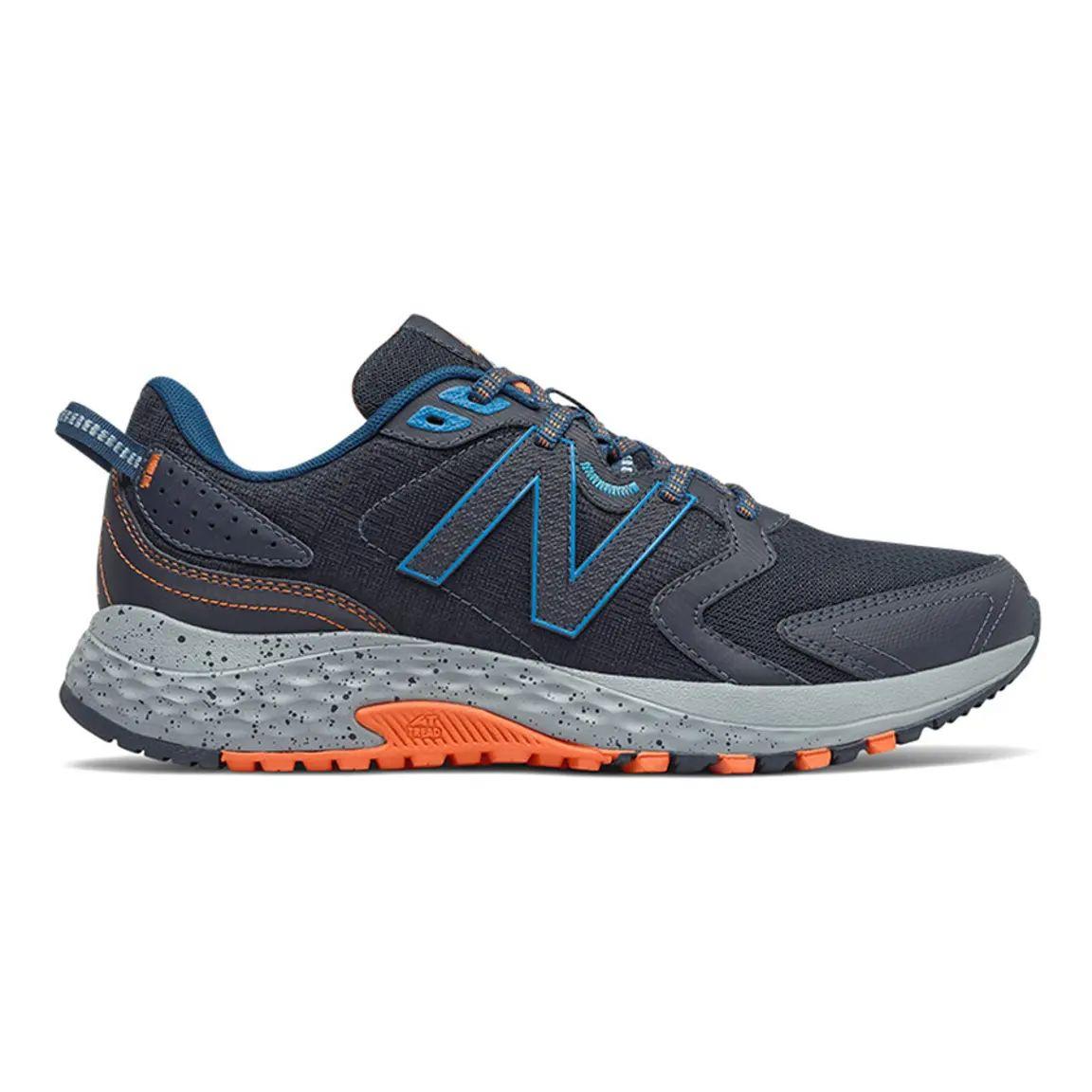 Zapatillas New Balance 410 v7 negro azul marino rojo