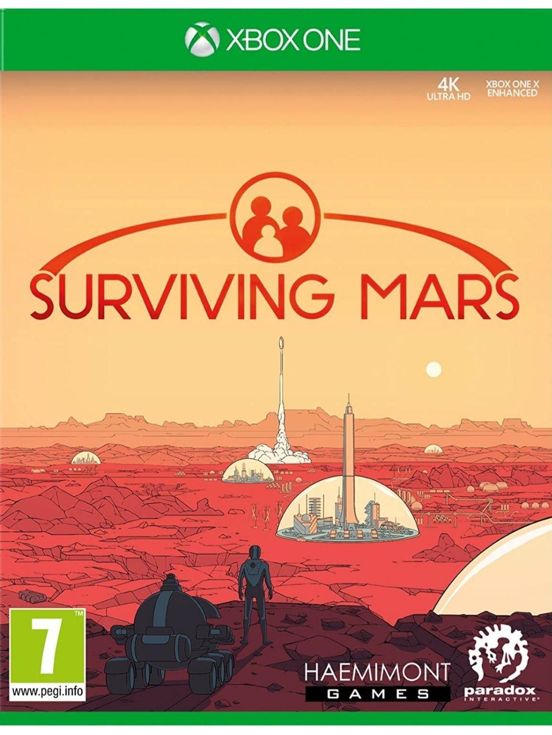 Surviving Mars -Xbox One (ECI y Amazon)