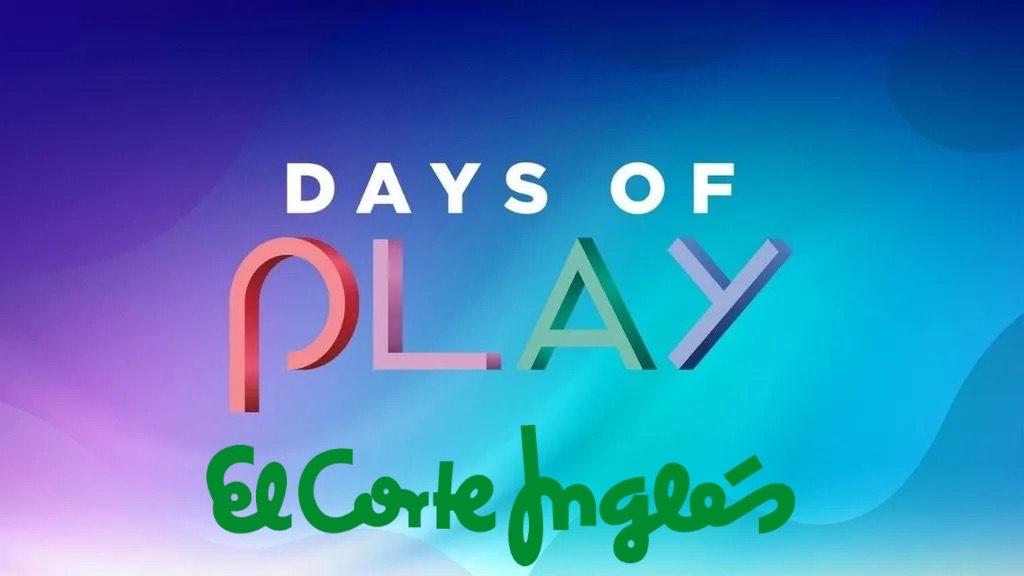 Ofertas Days of Play en El Corte Inglés