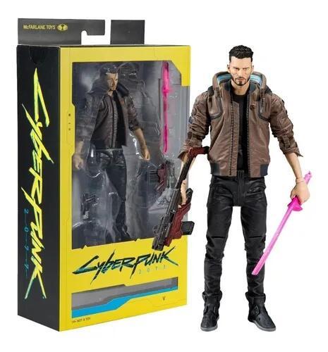Figura Dark Horse Cyberpunk 2077 Male V