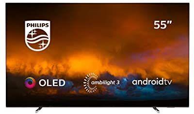 Philips 55OLED804/12 Televisor Smart TV OLED 4K