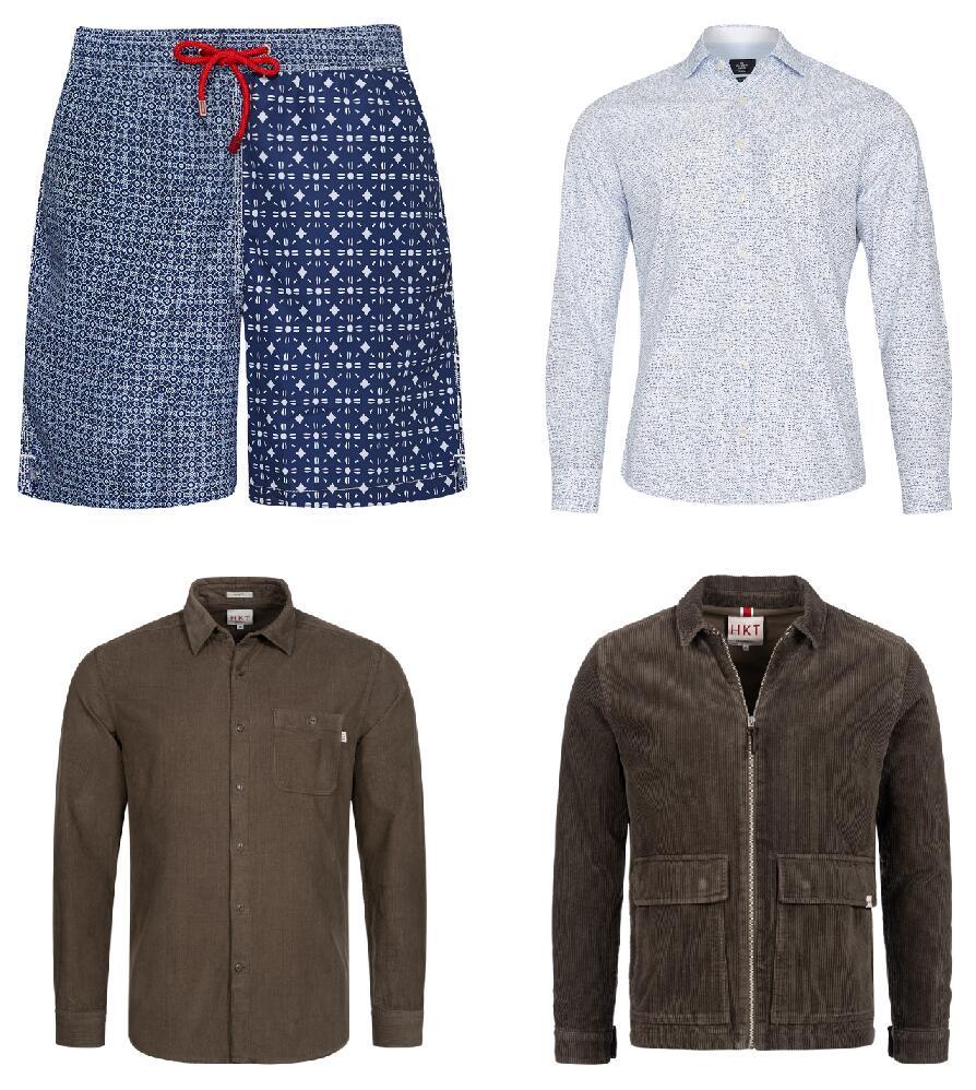 Selección Hackett London rebajada [Pantalones, bañdores, camisas, chaquetas]