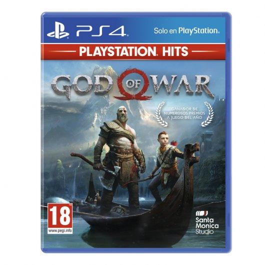 God of wars para PS4