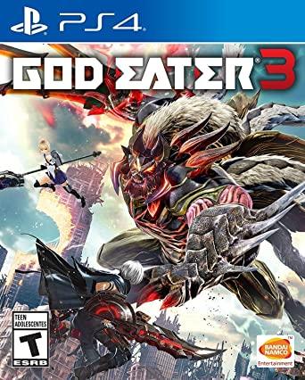 God Eater 3 para PS4