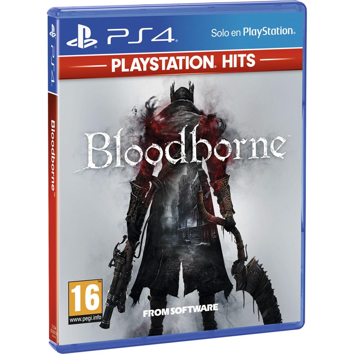 Bloodborne/Hits PS4